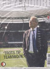 Programme / Magazine Feyenoord Rotterdam 11e jaargang no.3 Oktober 2017