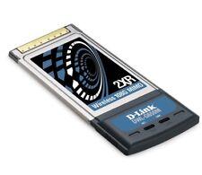 DLink DWL-G650M Mimo Card Cardbus Adaptor DL17410