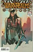 War Of The Realms Comic Issue 1 Limited Coipel Variant Modern Age First Print