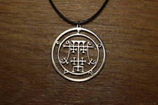 Sceal Sigil of Glasya Labolas Necklace Satan Necklace Lesser Key occultism patch