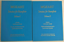 MOZART SONATAS FOR PIANOFORTE VOLUME 1 & 2 H/B - STANLEY SADIE