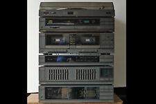 HIFI-Stereoanlage Siemens, System 200, Turm mit Boxen