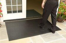 Superscrape Indoor / Outdoor Heavy Duty Scraper Rubber Entrance Door Mat