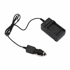 New GOPRO HD hero3+ camer Dual battery slot charger with car EU plug cable