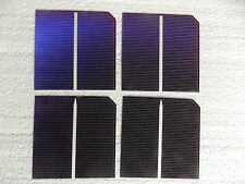Solar Cells, Mono 19%, 1.15 watt,.51 volt, 10-3x3 cells.