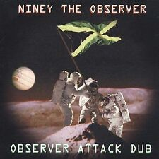 NEW Observer Attack (Audio CD)