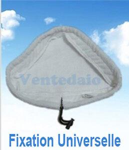 Lot 1 à 30 Lingettes Lavables MicroFibre Pour Balai Vapeur Modèles Universels