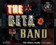 The Regal Years 1997-2004 [Box] * by The Beta Band (CD, Oct-2013, 6 Discs, EMI)
