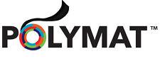 Polymat 777 PROFESSIONAL SPRAY GLUE ADHESIVE HIGH TACK BONDS FABRIC TO LEATHER