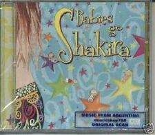 BABIES GO SHAKIRA FOR BABIES SEALED CD NEW CHILDREN