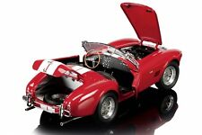 SHELBY AC COBRA 289 RED 1/12 1 OF 500 PRODUCED WORLDWIDE BY SCHUCO 450672500