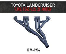 Headers / Extractors for Toyota Landcruiser FJ40 & FJ45 4.2L 2F Motor