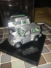 VITESSE VMC99014 MITSUBISHI PAJERO EVOLUTION SHORT 1999 GREY MINT BOXED 1:43