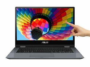 "ASUS VivoBook Flip 14"" FHD Touch Screen Laptop i3-8145U 4GB 128GB SSD - New"