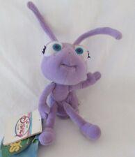 "The Disney Store A Bug�€™s Life ""Dot"" the Ant  8�€ Mini Beanbag Plush Toy NWT"