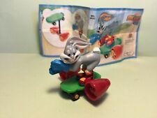 L6 : KINDER  2011 + BPZ  - LOONEY TUNES active UN163 BUGS bunny