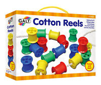 Galt Toy's  Cotton Reels - FREE & FAST DELIVERY