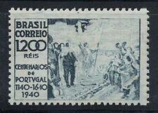Brasile 1940 Mi. 535 Nuovo ** 80% 1200 R, Indipendenza