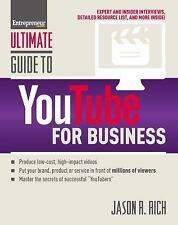 Ultimate Guide to YouTube for Business (Paperback or Softback)