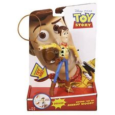 Toy Story ronda 'em Woody-Deluxe Figure-Up * Nuevo *