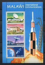 36943) MALAWI 1981 MNH** International communications,