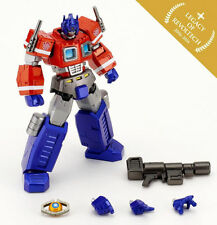 LEGACY OF REVOLTECH TRANSFORMERS CONVOY COMMANDER OPTIMUS PRIME KAIYODO FIGURE