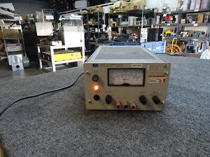 HP Agilent Hewlett Packard 6282A DC Power Supply / 0-10 VDC 0-10 A