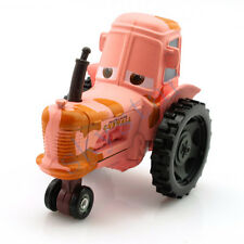 Cars3 Pixar No.95 43 Mack Hauler Truck & Racer McQueen King Doc Hudson Kid Toys Tipping Tractor
