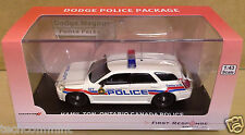 1:43 FIRST RESPONSE HAMILTON ONTARIO CANADA POLICE DODGE MAGNUM ** BLOW OUT **
