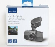 "Insignia Ns-Ct1Dc8 Dash Camera Dash Cam 2.7"" Display 1080p Full Hd Recording Sr"