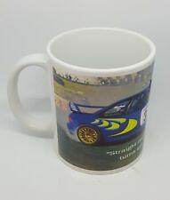 Colin McRae tribute mug new sports cars WRC world  rally drivers free gift box..