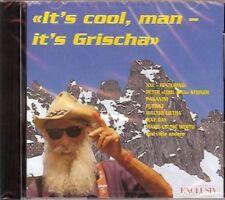 """V/A It's Cool Man - It's Grischa - CD, XXL feat.: P. """"Cool Man"""" Steiner a.m. NEU"""
