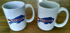 Vintage Buffalo Bills Football - Coffee Mugs - Set of 2