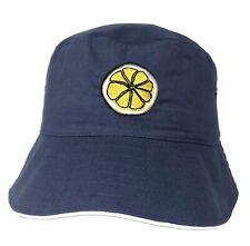 More details for stone roses reni hat lemon slice bucket hat.