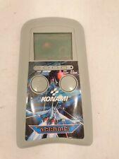 Konami Gradius Electronic Handheld Game 1989 Vintage MA5