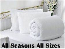 DUVET QUILT OR PAIR OF DELUXE PILLOWS. TOG - 4.5,10.5, 13.5 & 15 Corovin