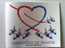 Livre de coloriage Patrouille de France 2011