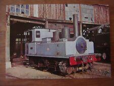 Train - Trein - SNCF - Locomotive ... Corpet Louvet - dépôt Ajecta Longueville