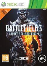 Battlefield 3-Edición Limitada (Xbox 360 Juego) * muy Buen Estado *