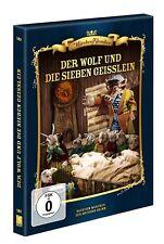 DER WOLF und & DIE 7 SIEBEN GEISSLEIN deutsche Märchen Klassiker DVD Geißlein