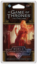 The Game of Thrones Card Game LCG: 2016 World Championships Deck FFGCHP05