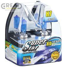 H7 55W XENON LOOK OPTIK HALOGEN LAMPEN BIRNEN 8500K E-PRÜFZEICHEN SUPER WHITE XX