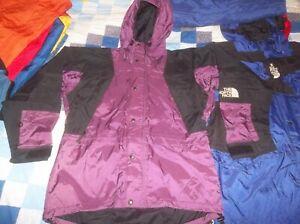 RARE !! The North Face Mountain Light Parka Gore-tex Jacket Coat Men's Small TNF