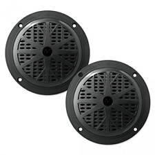 Marine Speakers Waterproof 2 Way Full Range Stereo Sound Car Speakers 4 Inch