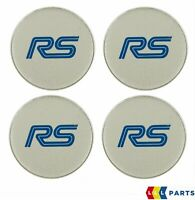Neuf Original FORD Focus Rs 1998-2004 Alliage Centre de Roue Bouchon 4PCS Set