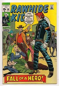 SILVER AGE MARVEL WESTERN RAWHIDE KID #80 1970 NM HIGH GRADE
