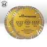 2x NORDMANN GOLD 150mm für BAIER Diamantfräse Schlitzfräse Diamant Trennscheibe