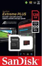 For GoPro Go Pro Hero6 Hero 6 128GB SanDisk Extreme micro SD XC Memory Card 4K