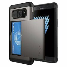 Spigen Galaxy Note FE Case Slim Armor CS Gunmetal