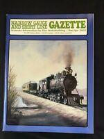 Narrow Gauge and Short Line Gazette March April 2002